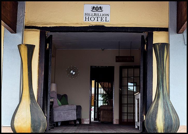 Hill Billion estate hotel