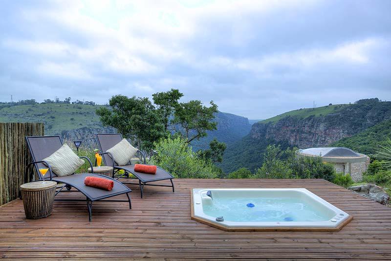gorge private game lodge & spa