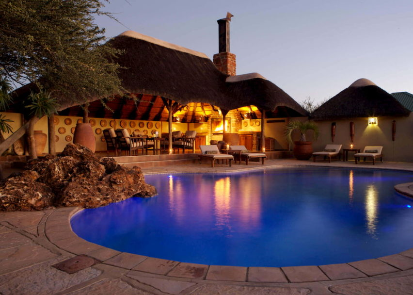 Erindi Private Game Reserve Namibia