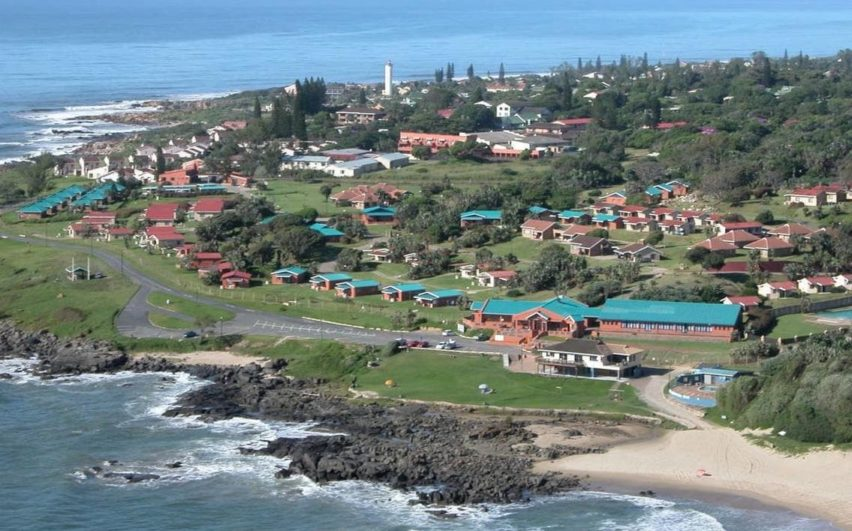 Port Edward Holiday Resort Kwa Zulu-Natal