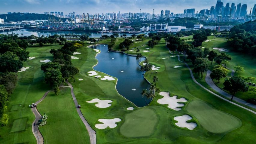 Sentosa Golf Club - Cimso