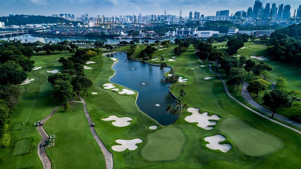 Sentosa Golf Club - Cimso